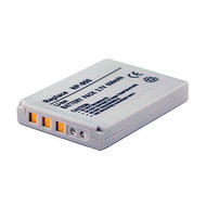 650mAh Rechargeable Battery for Minolta Norcent DC-520 Camera
