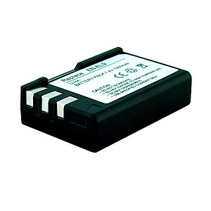 1200mAh Rechargeable Battery for Nikon D Series D3000 Camera