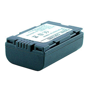 1100mAh Rechargeable Battery for Panasonic PV DBP8A Camera