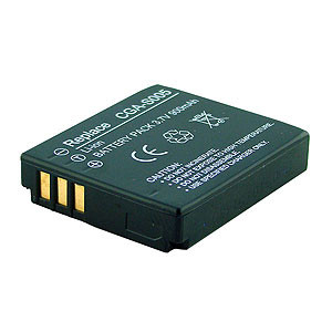 1150mAh Rechargeable Battery for Panasonic Lumix DMC-FX12 Camera