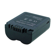 750mAh Rechargeable Battery for Panasonic Lumix DMC-FZ18 Camera