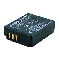 850mAh Rechargeable Battery for Panasonic Lumix DMC-TZ3 Camera