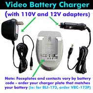 DSCT77 Battery charger