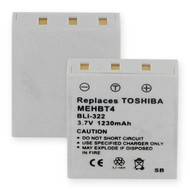 Toshiba MEHBT4 Video Battery