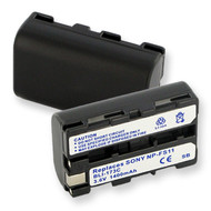 Yashica DSC-P1 Video Battery