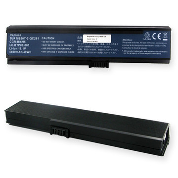 Acer 3UR18650Y-2-QC261 Laptop Battery