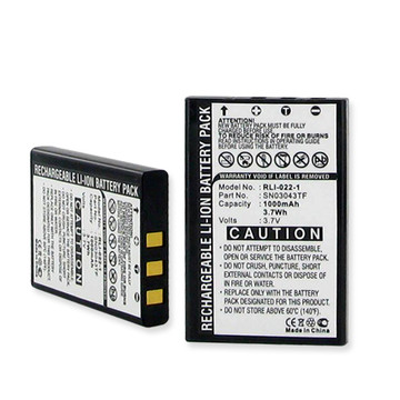 Audiovox XSIGHT TOUCH URC 8603 Remote Control Battery