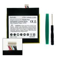 AMAZON GB-S02-3555A2-0200 Tablet Battery