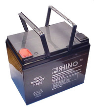 AMIGO SCOOTERS AGM1234T battery (replacement)