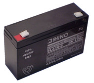 LITHONIA ELU4X battery (replacement)