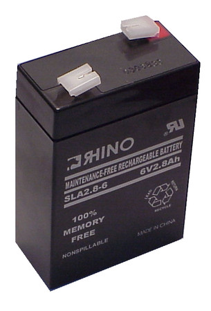 R - D BATTERIES 5598 battery (replacement)