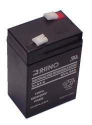 SYSTEM POWER SPECIALIST LCR6V4BP battery (replacement)