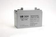 UB-30H GEL battery (replacement)