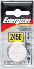CR2450 3V Lithium button cell 560mAh - Energizer