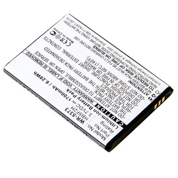 Huawei E5330 3.7V 1700mAh Li-ion Wireless Network Interface Replacement Battery