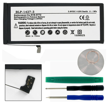 APPLE IPHONE 6 Plus 3.8V 1810mAh LI-POL BATTERY W/ TOOLS