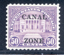 cz094d4. Canal Zone 94 Unused, VLH, Fresh & VF-XF. Scarce & Outstanding!
