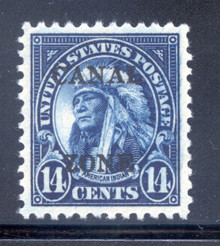 cz089c. Canal Zone 89, Unused, VLH, Fresh & Extremely Fine. Outstanding Jumbo!