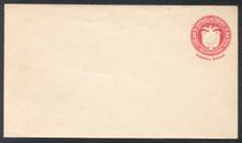 czu05m5. Canal Zone U5 entire unused Fresh & Very Fine. Elusive envelope!