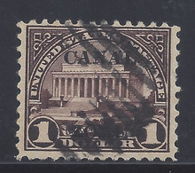 cz081c5. Canal Zone 81 Used F-VF+. A Scarce Used Example!