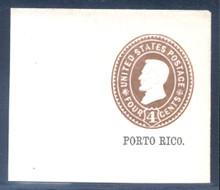 pru10. Puerto Rico U10 Full Corner Unused Extremely Fine