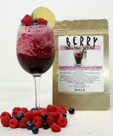 Berry wine slush mix
