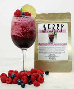 Berry wine slush mix