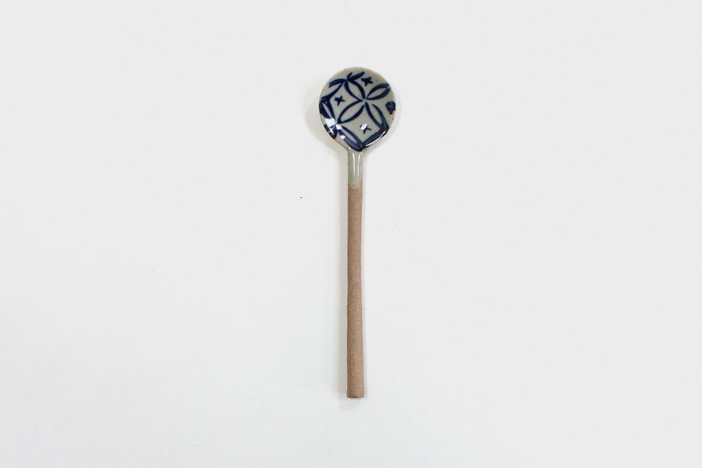 Mashiko-Yaki Shippou Spoon