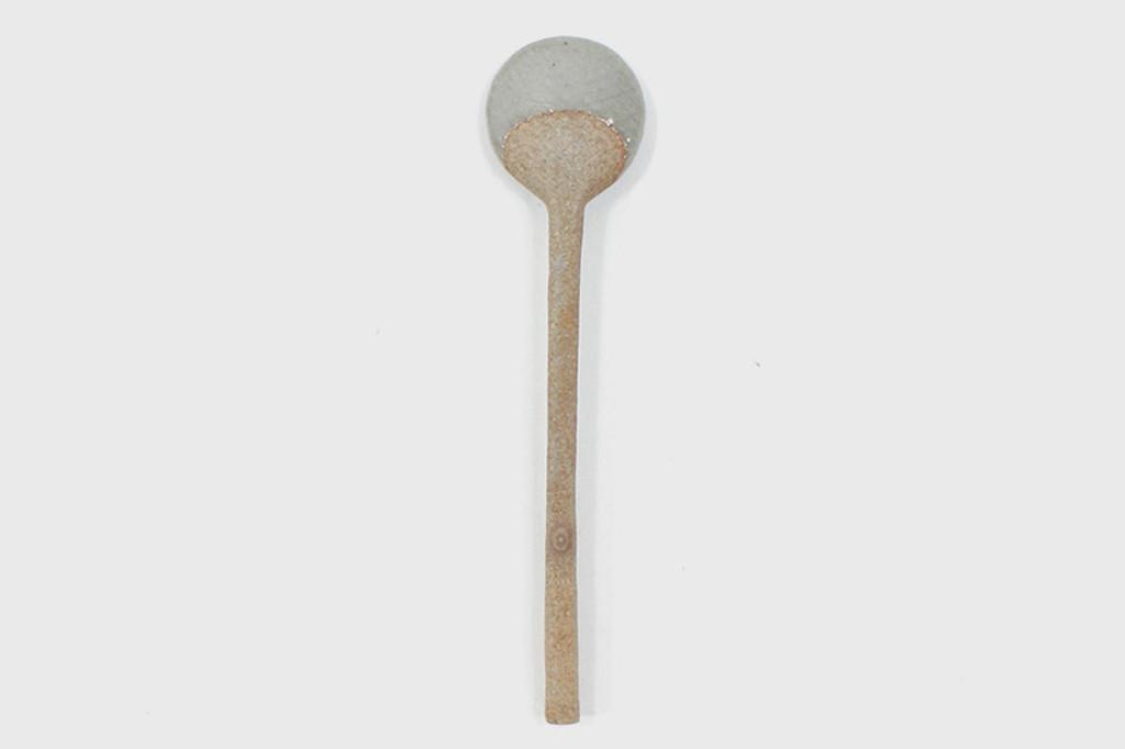 Mashiko-Yaki Asanoha Spoon