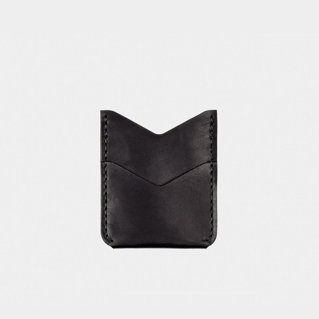 Slash Wallet Black Dublin