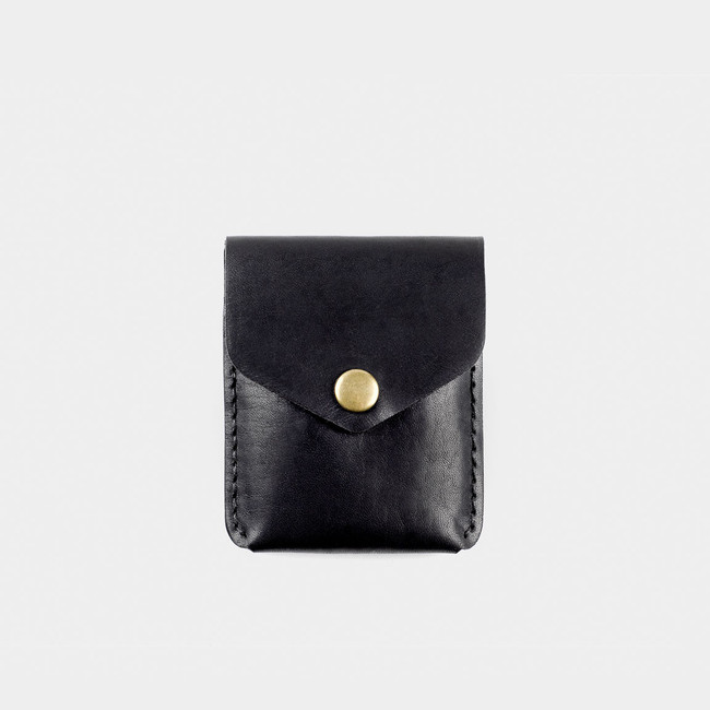 Coin Wallet Black Dublin