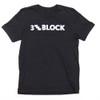 3 Block Black - Tee