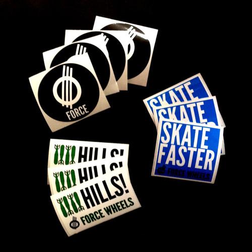 Sticker Pack - Uno