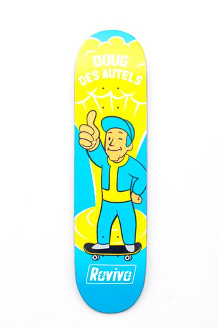 Doug Des Autels Boom - Deck