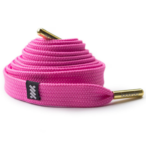 Lacorda - OG Pink Shoelace Belt
