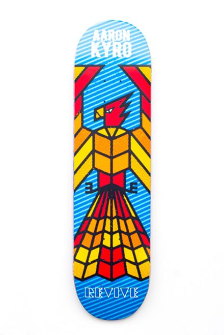 Aaron Kyro Phoenix - Deck