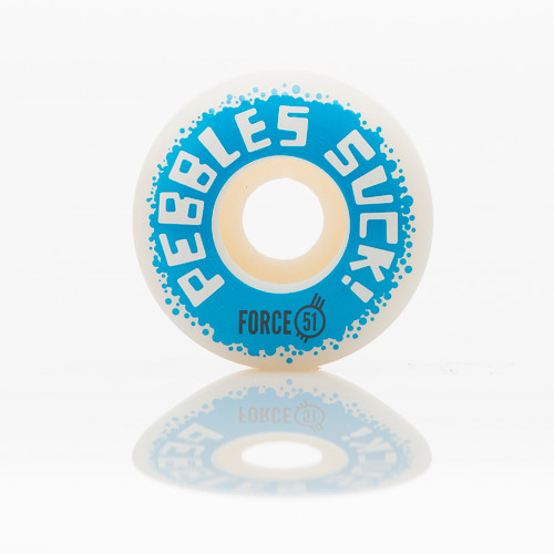 Pebbles Suck! '17 - 51mm