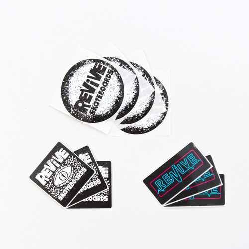 Sticker Pack - Chunk