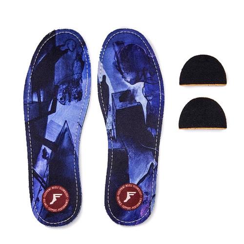 Footprint Insoles - KING FOAM INSOLES 5MM Barras City