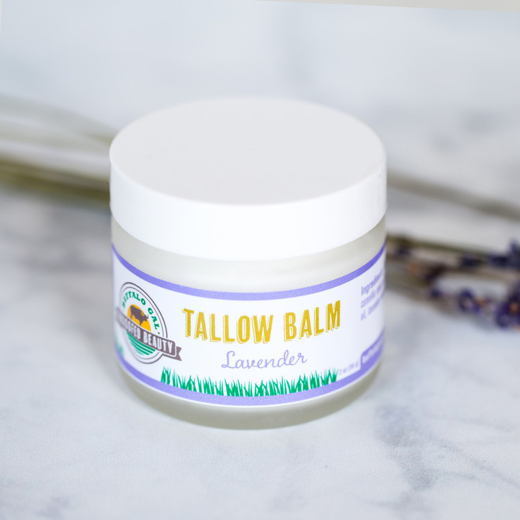 TALLOW BALM - Choose Your Scent (2 oz)