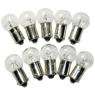#57 Miniature Bulbs Instrument Cluster Dash (10 PACK) #756