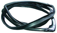 68-70 B-Body (Except Convertible) Windshield Gasket (Accepts Trim) #G-WCRD715