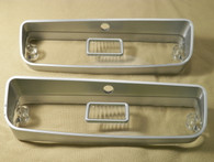 71-74 Charger Park Lamp Lenses New Pair Parking Light Lenses #1380