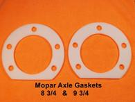 Mopar 8 3/4 Axle Gaskets 8.75 Pair #1249