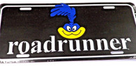 Classic Car License Plate Road Runner #1293