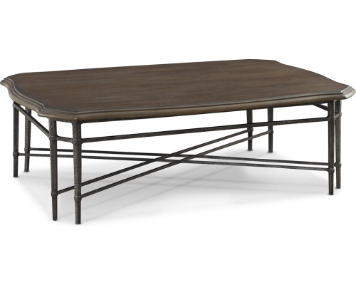 Thomasville Harlowe Finch Thames Cocktail Table High Point Discount Furniture