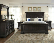 Caldwell King Bedroom Set by Pulaski Furniture (P012180)