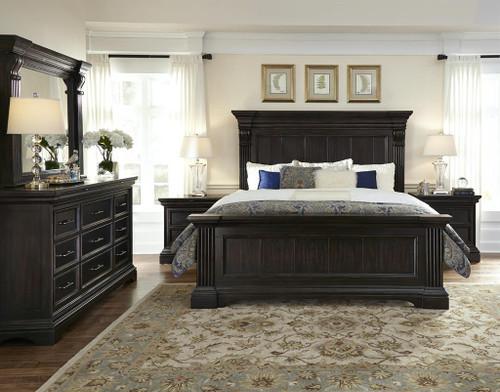 Superb Caldwell King Bedroom Set By Pulaski Furniture (P012180)
