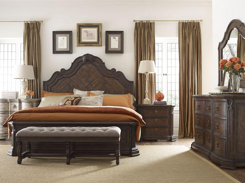 Merveilleux Casa Veneto Bedroom Set By Thomasville Furniture FREE SHIPPING (84811 BR)