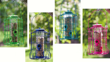 Blooms Squirrel Resistant Cage Feeder
